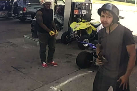 Police seek to ID suspected ATV joy riders who caused chaos at National Harbor (Photos)