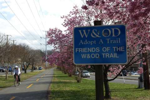 Cyclist assaulted on W&OD trail in Loudoun Co. by another cyclist