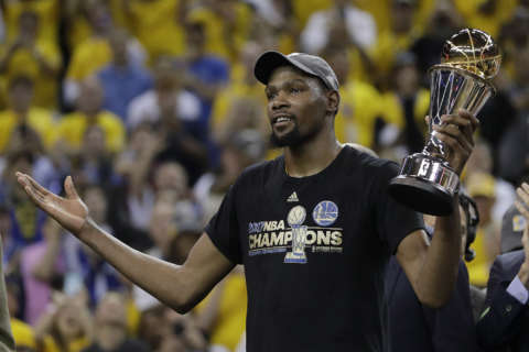 Should DC be happy for KD?