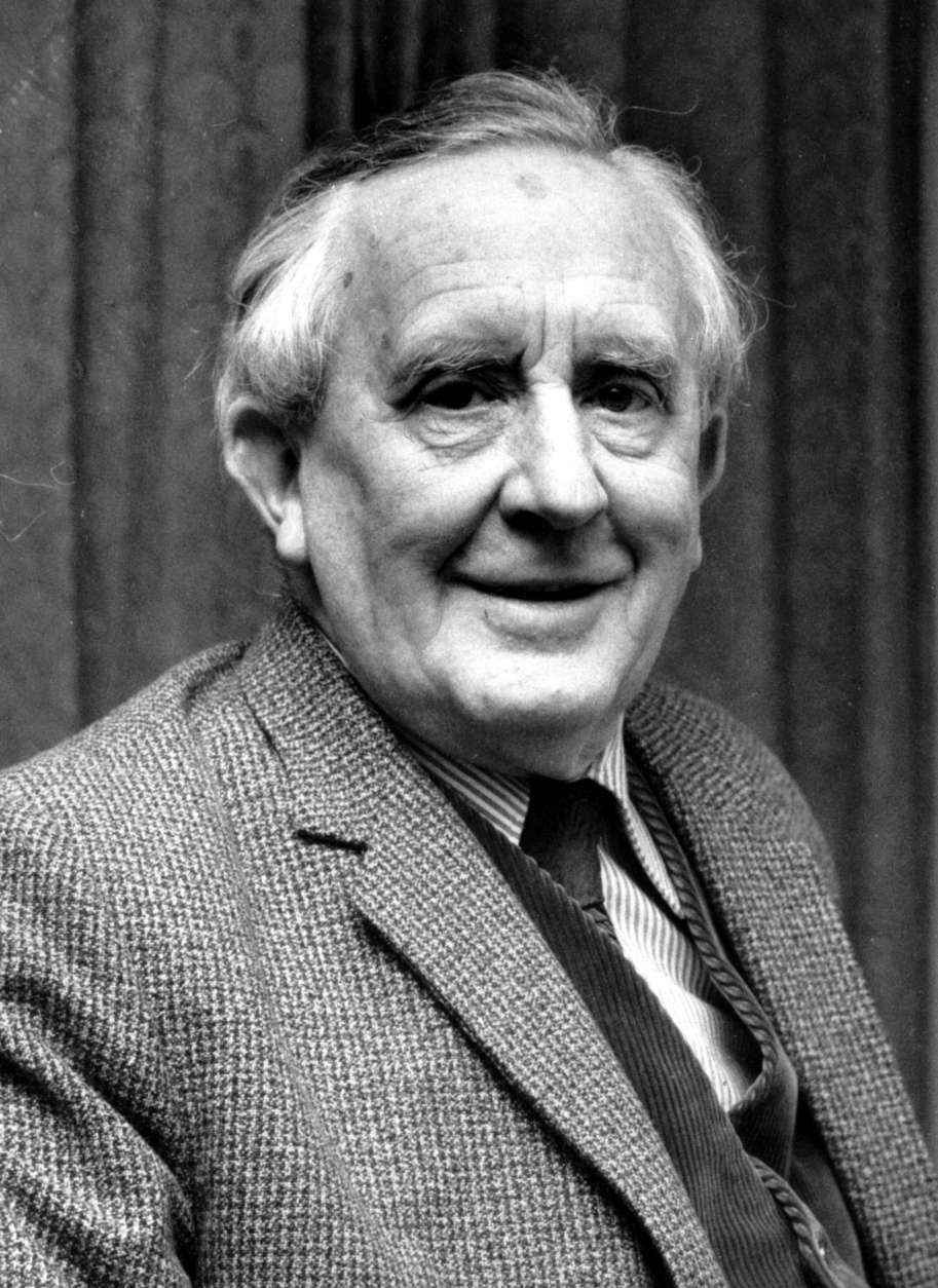 The Lord of the Rings trilogy, by J.R.R. Tolkien, was a popular choice for multiple readings. (AP)