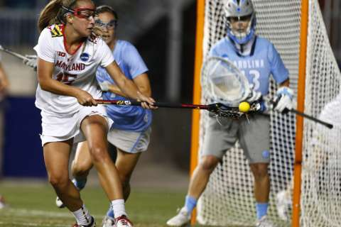 2 Terps win national lacrosse awards