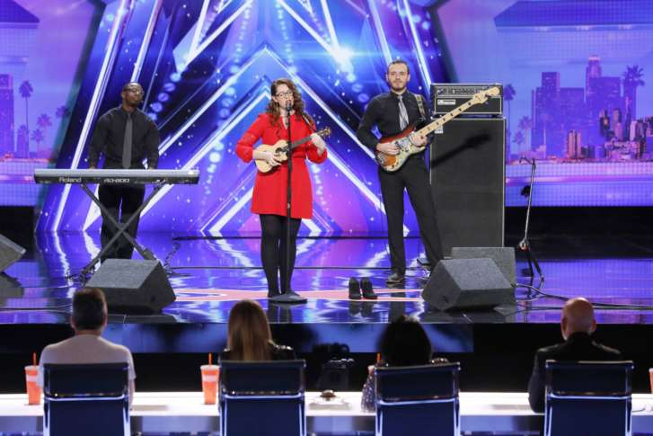 America's Got Talent: Simon Cowell hits Golden Buzzer as auditions continue