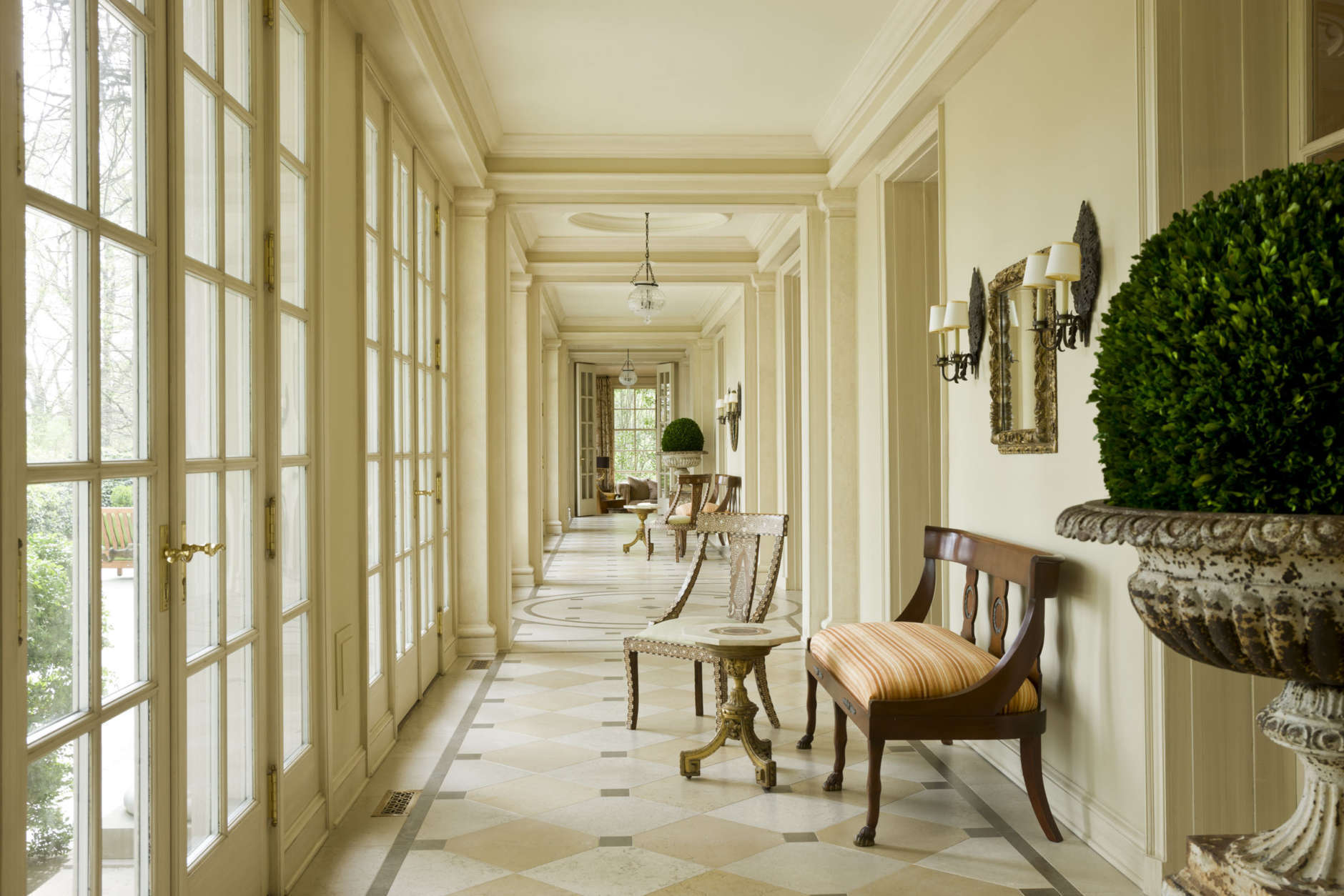 The asking price for Jackie O's home is Their asking price: $49.5 million.. (Courtesy TTR Sotheby's International Realty)