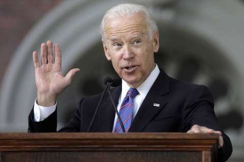 Former VP launches 'Biden's Briefing' podcast