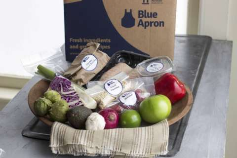 As Blue Apron's stock price struggles, are diners overpaying for potatoes?