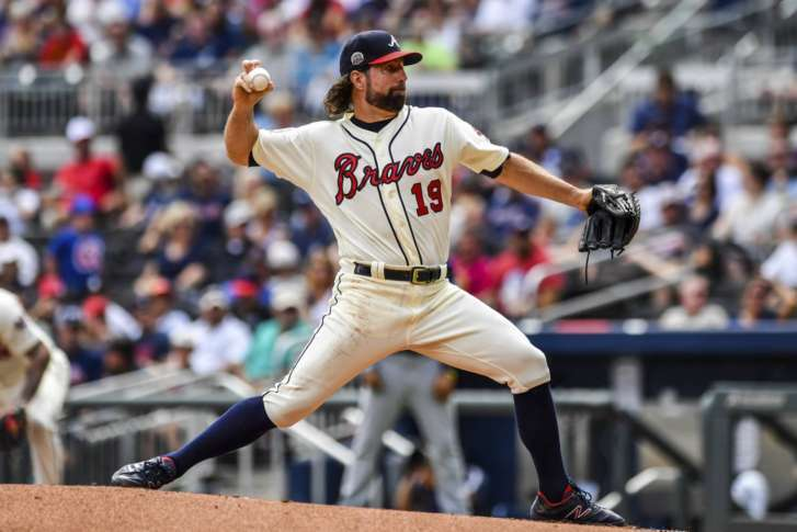 Phillips lifts Braves to 3-1 victory vs