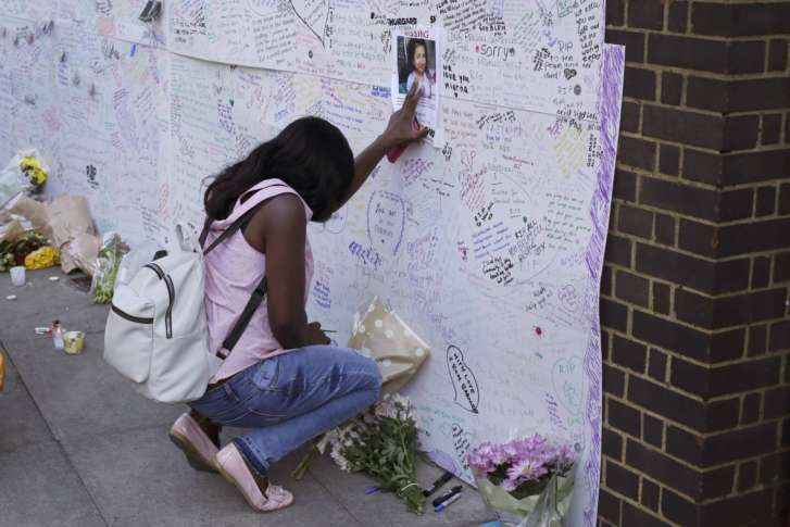 Grenfell Tower families to get £5500 government payout