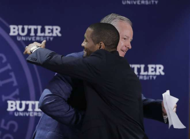 Butler has ongoing dialogue with LaVall Jordan but no official offer made