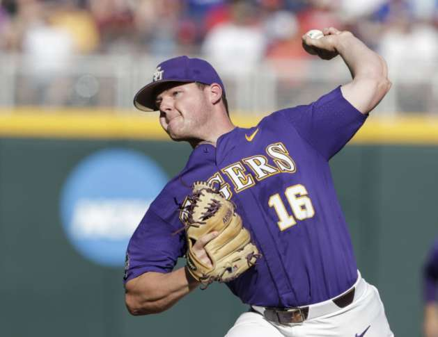 LSU beats Oregon State, ending Beavers' 23-game win streak