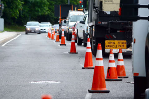 Utility work could cause lengthy delays through Georgetown