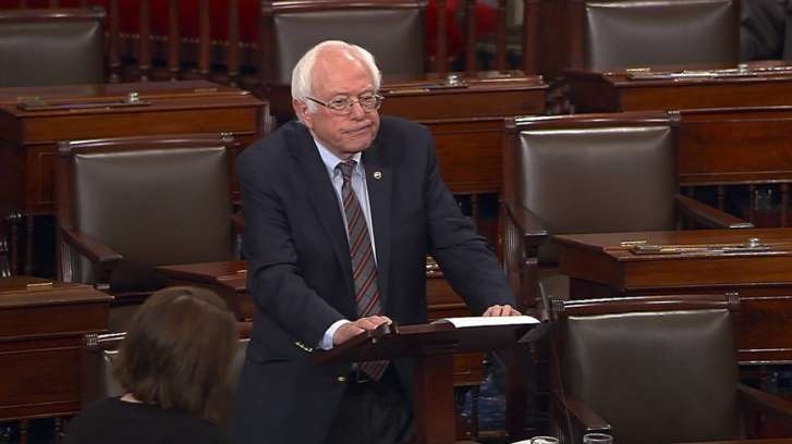'I am sickened,' Sanders says of shooter who 'apparently' volunteered on campaign
