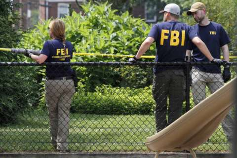FBI says baseball shooter had list of names; Scalise improves to 'fair' condition