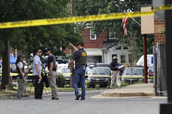 Scalise has more surgery as authorities track shooter's path