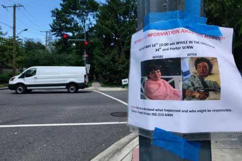 Flyers seek answers to mystery behind DC woman's injuries