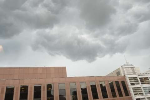 Photos: Stormy Monday around DC