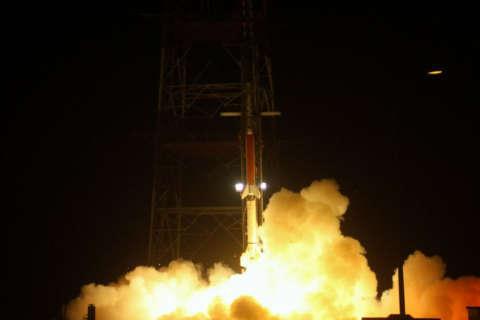 Packing a Wallop(s): NASA finally launches Va. rocket (Photos)