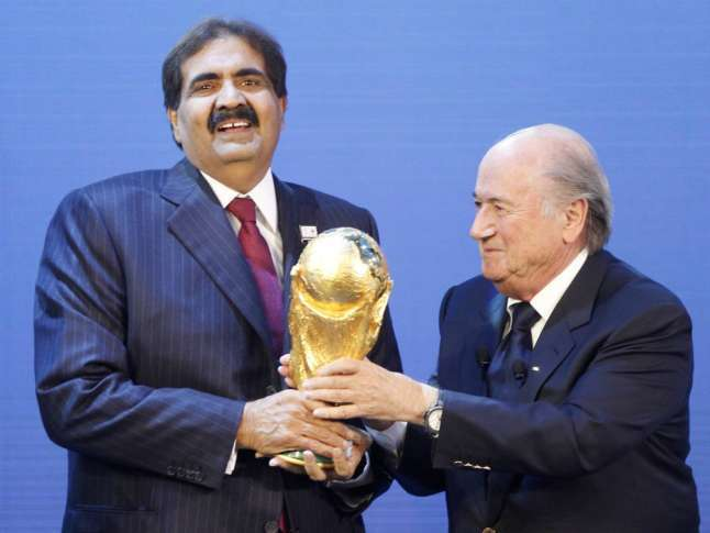 FIFA publishes probe into 2018, 2022 World Cup corruption claims