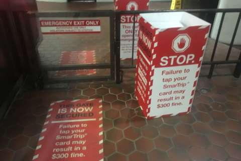Metro looks to crackdown on fare evaders