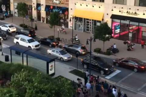 Police look for ATV riders who created chaos at National Harbor