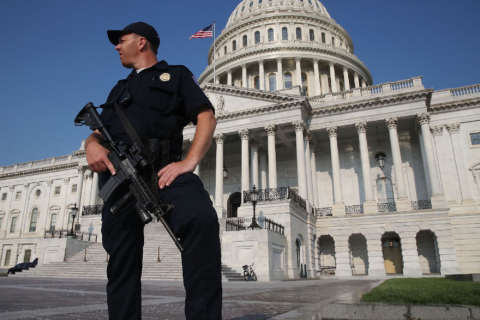 Capitol Police fight for more funding on heels of Alexandria shooting