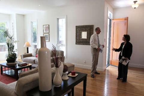 Washington-area home prices hit record high