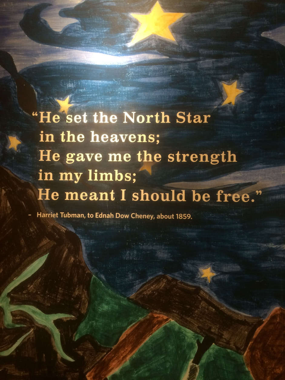 Travelers to Maryland's eastern shore can become more familiar with Harriet Tubman thanks to the Harriet Tubman Underground Railroad State Park and Visitor's Center. (Dick Uliano/WTOP)