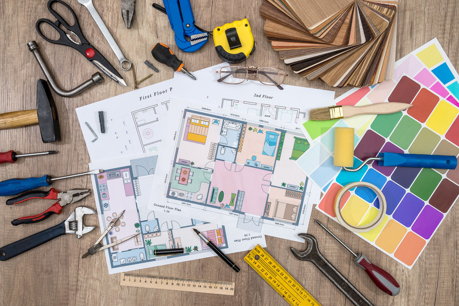 Not all home renovations are created equal, here are the top 10 to get the most bang for your buck. (Thinkstock)