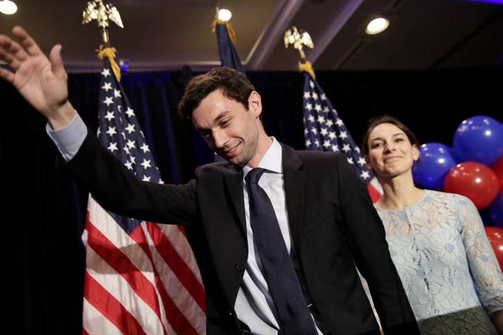 GOP winning streak continues in Georgia