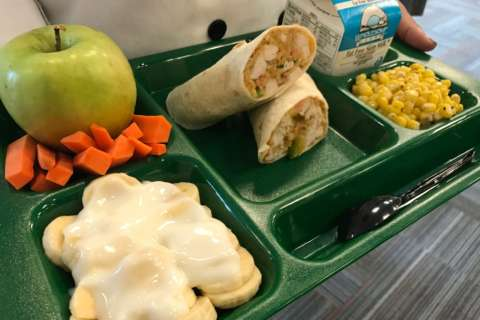 Make a healthy, delicious lunch for $1? Students prove it can be done