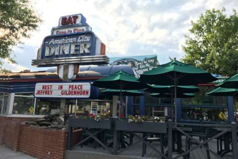 DC's American City Diner suddenly closes its doors