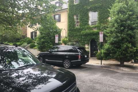 New high-profile residents cause Kalorama parking headaches