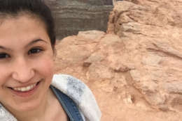Reyhan Safoglu, 13, is being remembered by her family as a fearless girl with a bright smile.  (Courtesy Safoglu family)