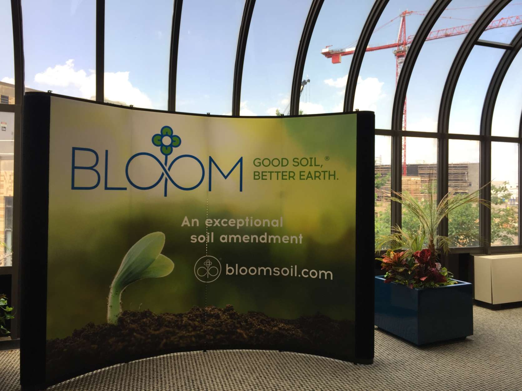 Now available for use in D.C. and Maryland, Bloom soon will be offered in Pennsylvania and Virginia as well. (WTOP/Kristi King)