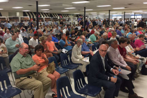 VDOT holds public meetings for I-66 toll plans