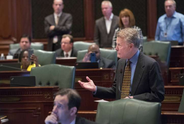 Budget-Funding 'Head Count' Scheduled Today In Illinois House