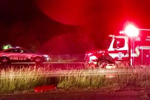 6 people injured in Indian Head Highway crash