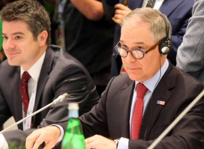G7 meeting on environment confirms split on climate between USA , allies