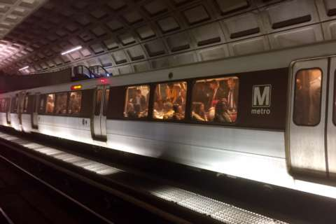 End of the line for Metro's oldest railcars