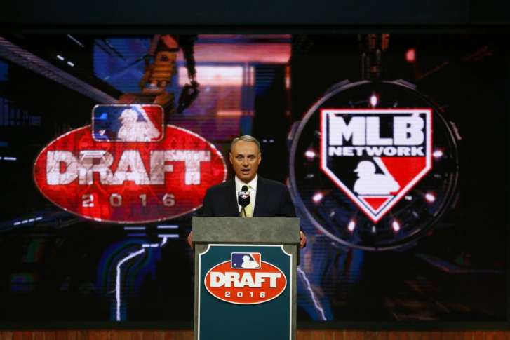e055a3107 With the 2017 MLB Draft starting Monday