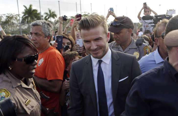 Beckham one step closer to MLS team in Miami