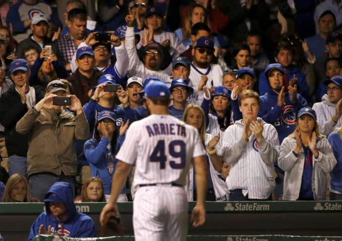 Butler, Bryant lead Cubs past Marlins 3-1 for 4th straight