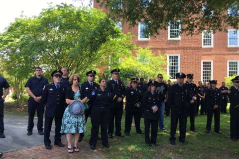 Fire, EMS personnel in Md. who died in line of duty are honored