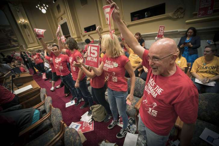 Minneapolis approves gradual minimum wage hike to $15 an hour