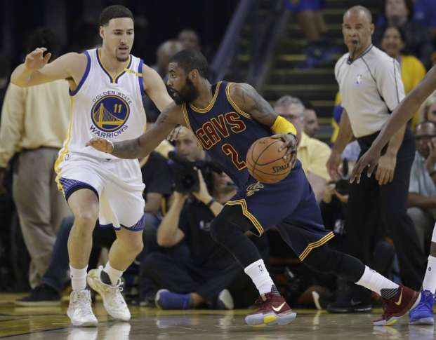 Cavaliers try to adjust after Game 1 defeat