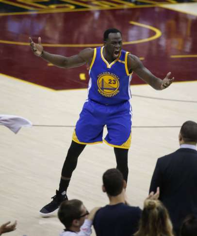 Draymond Green shoots up list of Cleveland villains