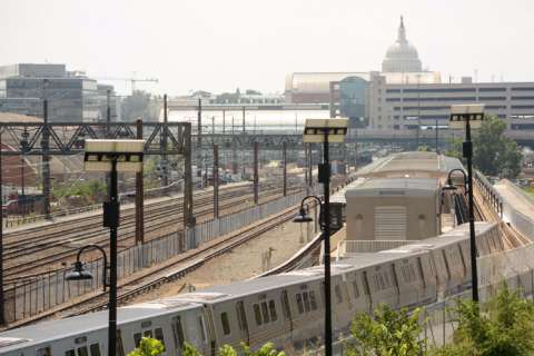 Something to celebrate? Metro moves to next phases of track work