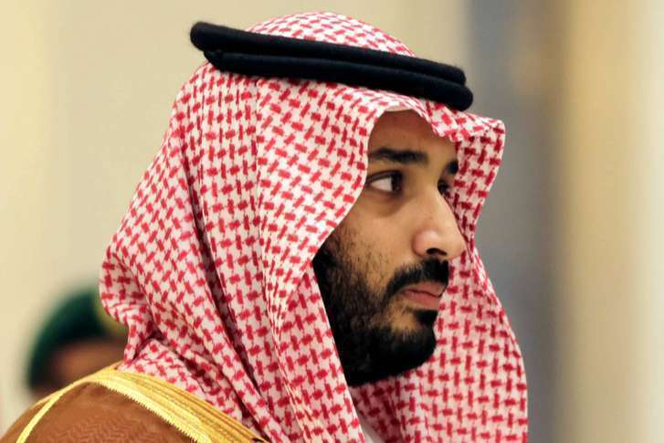 Saudi king ousts nephew, names son as heir
