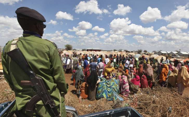 14 killed as soldiers clash over drought food aid in Somalia