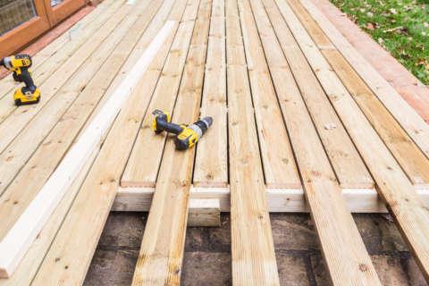 Garden Plot: Struggling shrubs and dangerous decks
