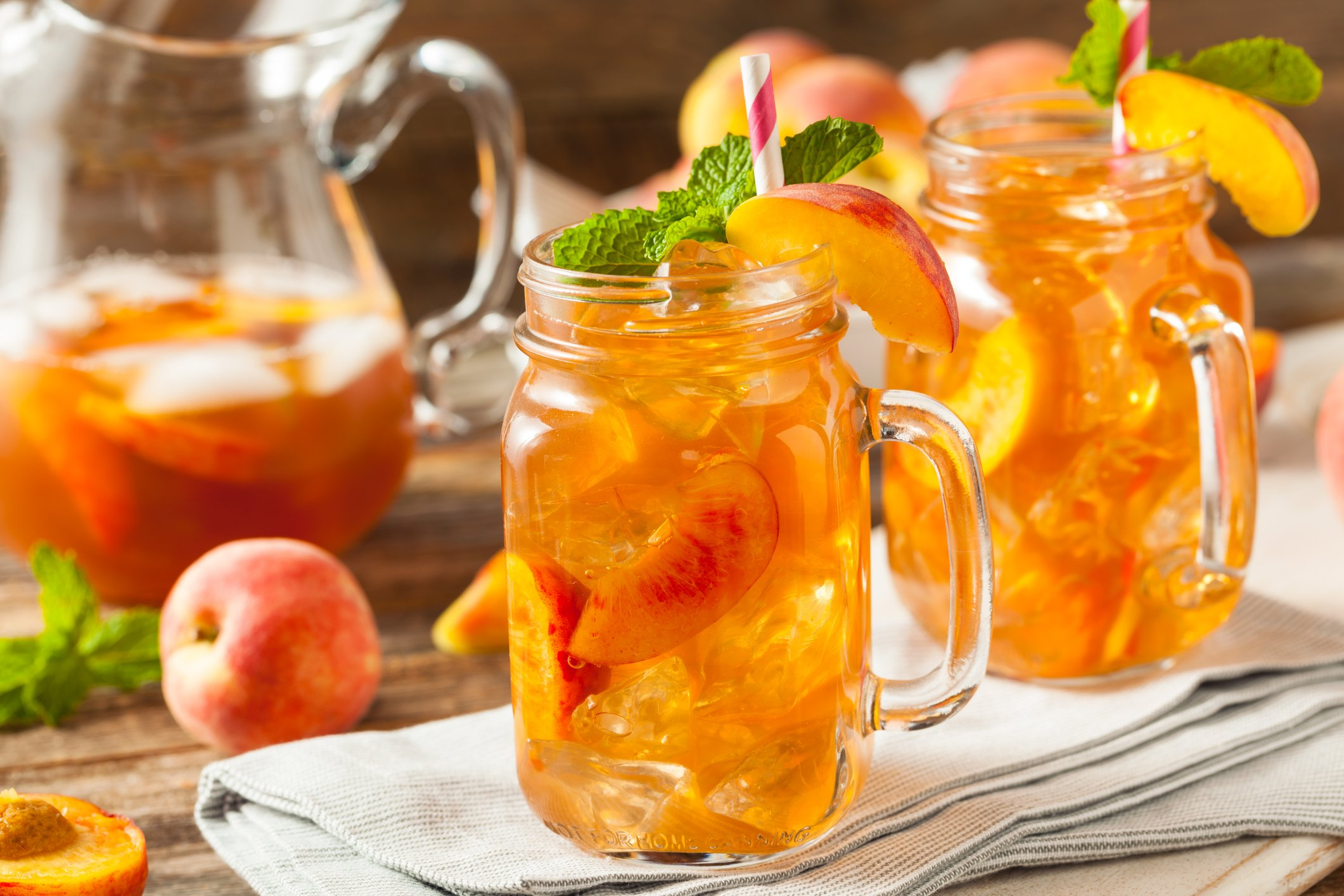 Ice tea recipes to beat the heat wtop for Tea infused vodka cocktails